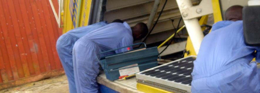 Solar Energy For Africa