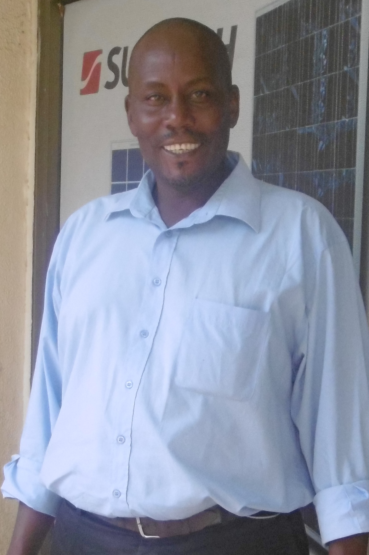 Joseph Kiganda
